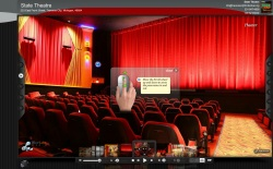 3D Commercial Virtual Tour Interactive