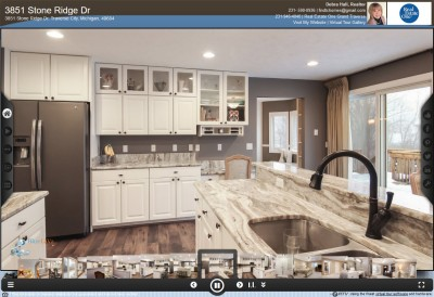 Traverse City Real Estate Photography Example Two