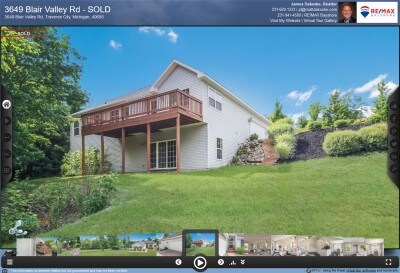 Traverse City Real Estate Photography Sample 5