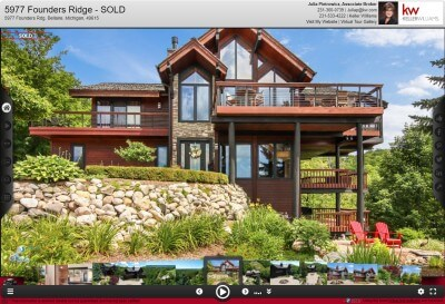 Traverse City Real Estate Photography Example